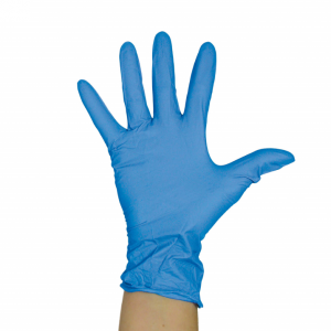PPE Vinyl Disposable Gloves Powder Free
