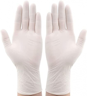PPE Disposable Latex Gloves - PPE Suppliers