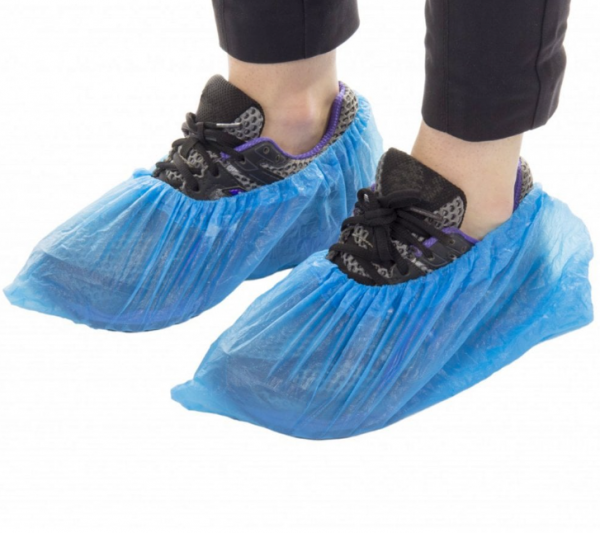 PPE Disposable Shoe Covers
