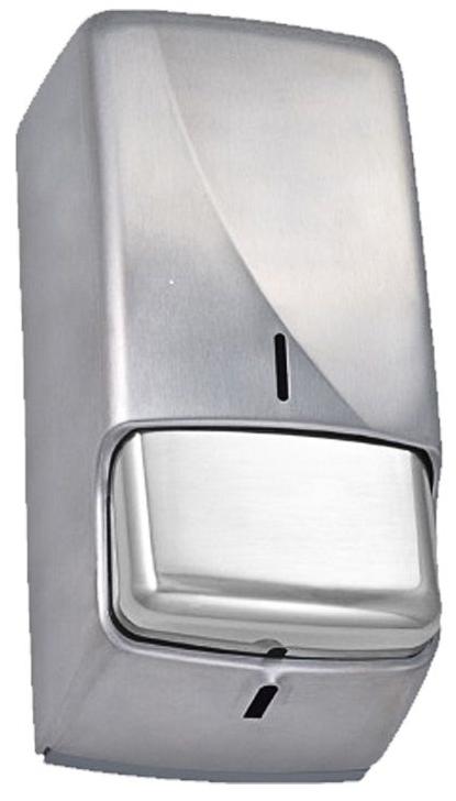 Hand Sanitiser Gel Dispenser Satinless Steel