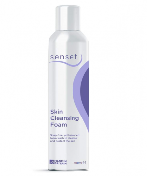 Vernicare Senset Cleansing Foam