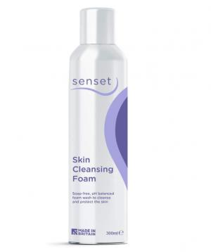 Vernicare Senset Cleansing Foam