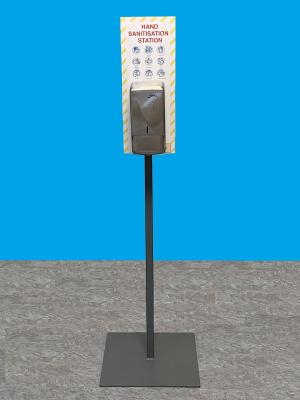 Sanitiser Dispenser Unit Stand