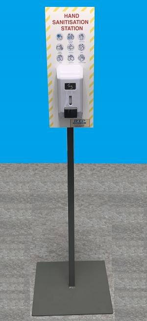 Sanitising Dispenser Unit Stand
