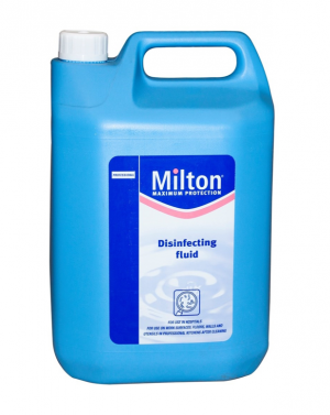 Sterilising Fluid Milton 5 Litres