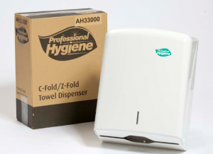 Z Fold Handtowel Dispenser