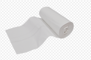 Pedal Bin Liners – On Roll – White – 100g