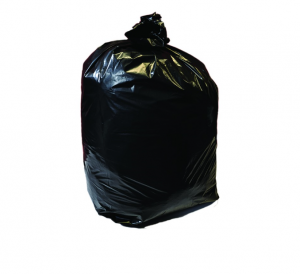 Heavy duty Refuse Sacks Black