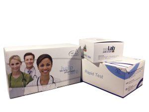 RTP Supplies Antigen Test Kits 10 Pack
