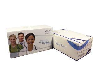 RTP Supplies 20 Pack Antigen Test Kits