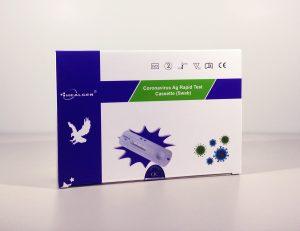 Covid19 Antigen Test Kit 20 Pack